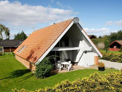 Photo for Quaint Holiday Home in Juelsminde with Roofed Terrace