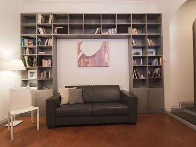Photo for Dream apartment in the most unique and spectacular corner of the eternal city