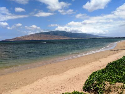 Photo for Maui Sunset 320A~ Remodeled, 2 BR, 2 BA Ocean View with Deluxe Kitchen