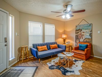 Photo for ABQ Uptown Condo near I-40, 2bd/1ba