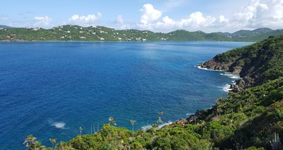 Photo for Secluded Bed & Breakfast Villa overlooking Magens Bay and minutes from the beach