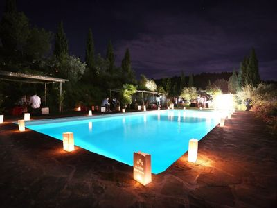 Photo for CAPANNA is a country house with entrance, garden, private parking.