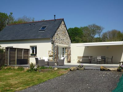 Photo for Breton house: the quiet of the countryside less than 1 km from the beach of Morgat