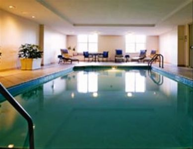 Indoor Pool is Calm and Relaxing