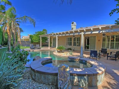 Photo for Spectacular Spacious 3Bed Pool Home Desert Oasis