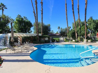 Photo for Central Palm Desert - Come and Enjoy Paradise.