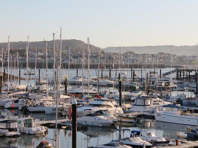Photo for Luxury, well equipped waterside townhouse on Conwy Marina