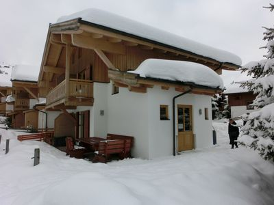 Photo for Fantastic chalet for 8 persons directly at the nature reserve