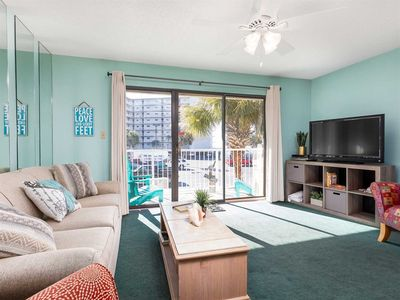 Photo for Seaside Beach & Racquet 2204 by Meyer Vacation Rentals