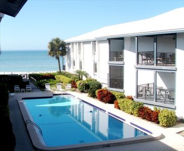 Photo for Special rate for October and Nov.  Beautiful 3 bedroom condo on Gulf of Mexic