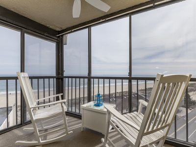 Spectacular ocean views in this North OC condo