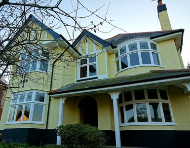 Photo for The Old Sea Captain's House: A short walk to stunning beaches, shops and pubs
