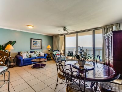 Photo for NEW LISTING! Emerald Beach Resort: Oceanfront Condo 1 BR / 2 BA (Sleeps 6)