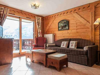 Photo for Résidence Pierre & Vacances Premium Les Fermes de Meribel - 2 Room Apartment 3 People Standard