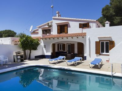 Photo for Near the beach and with pool - Villa Los Caballos