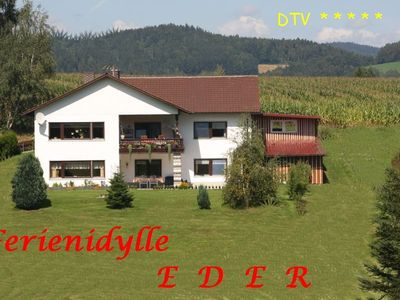 Photo for 1BR Apartment Vacation Rental in Saldenburg