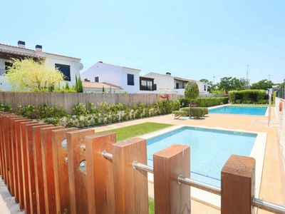Photo for Casa vista al jardin para 4 personas en Cambrils(86471)
