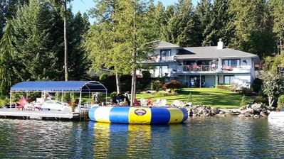 Photo for Lower Level Waterfront Home
