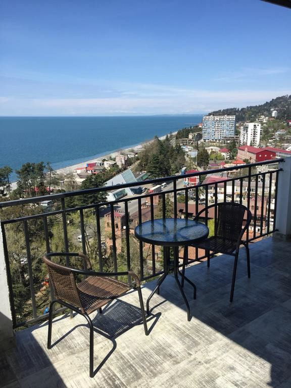 Apartment Delux with a Beautiful View at the Ocean