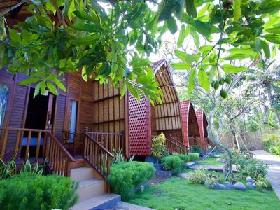Photo for A-di Nusa-Penida Bungalow 2-Adult Non Breakfast