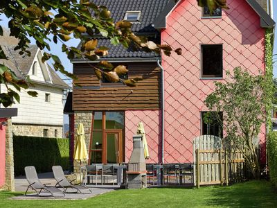 Spacious Villa in Sourbrodt with Sauna