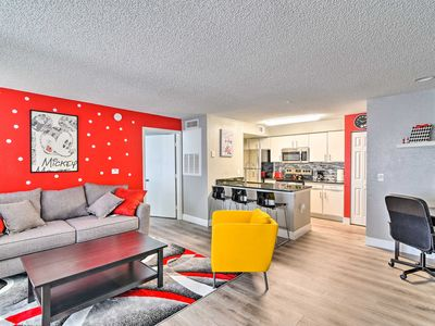 Photo for NEW! Kissimmee Condo w/ Pool 15 Mins from Disney!