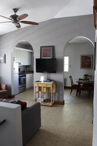 Playera - Beautiful Apartment steps from the Beach with Pool, Garden, and BBQ