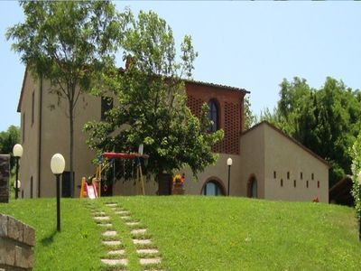 Photo for Agriturismo il Prato- Three-Room Apartment 3