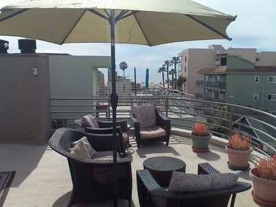 Photo for 1833sf 3 bd 2 ba & stunning 500sf Oceandeck with 360 panaramic views! BEST VALUE