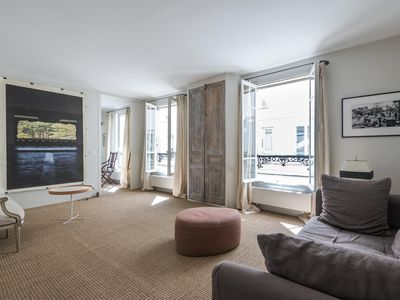 Photo for Rue Surcouf - luxury 2 bedrooms serviced apartment - Travel Keys
