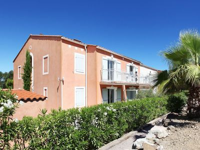 Photo for Net and colorful apartment for 4-7 people in nice resort of Saint-Aygulf