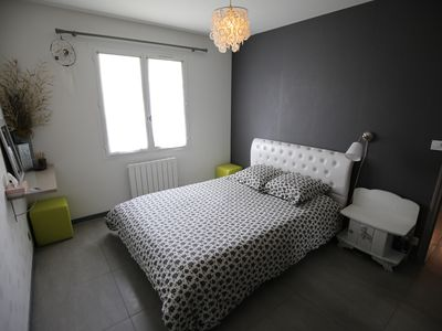 Photo for BEDROOM 1 IN THE HABITANT