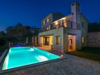 Photo for Lovely Villa San Bartolo, in Istria, with a Pool