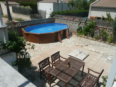 Photo for Casa Taronger holiday home for families in a quiet location near the sea