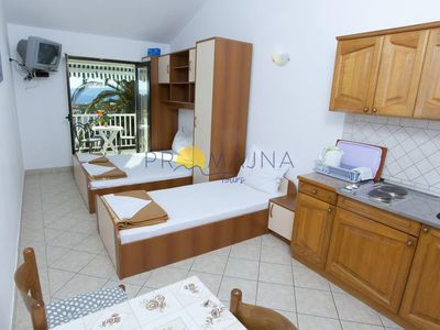 Photo for 1BR Studio Vacation Rental in Promajna, Splitsko-dalmatinska županija