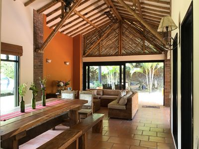 Photo for Exclusive 5 bedroom villa with private pool in Fincas Panaca