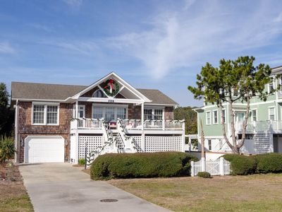 Photo for Peaceful and Charming 2 bedroom apartment in Kure Beach