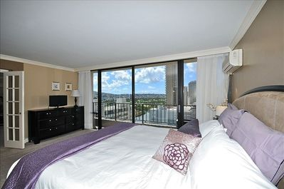 Wake up to a beautiful view!