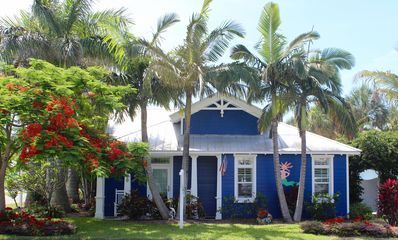 Photo for 🌀The Blue House on Pine.🌀                             CASA CALIENTE