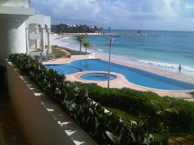 Photo for Beautiful new luxury beachfront condo! Click here for vacation of a lifetime...