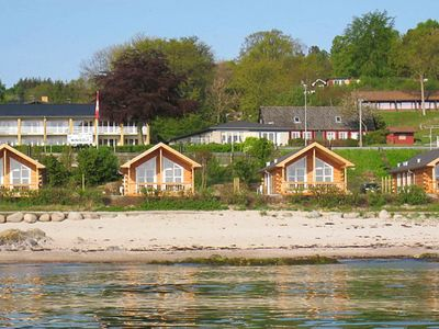 Photo for Spacious Holiday Home with Roofed Terrace in Allinge Denmark