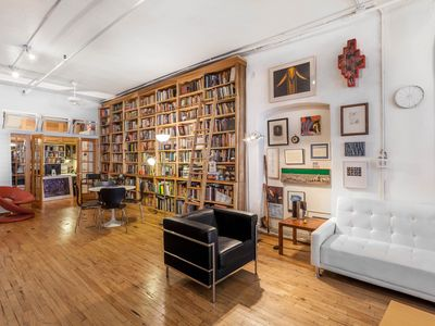 Photo for Library Loft by onefinestay