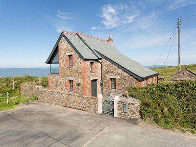 Photo for 3BR Cottage Vacation Rental in Hartland, North Devon