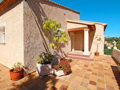 Photo for Vacation home Casa La Sal (MRA233) in Moraira - 7 persons, 3 bedrooms