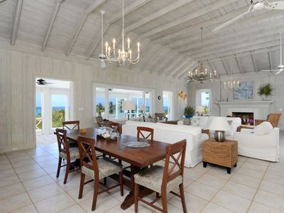 Photo for Restored Historic Beach Villa with Pool and Spectacular Views
