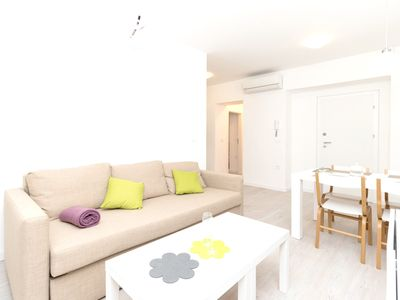 Photo for 2BR Apartment Vacation Rental in Zadar, Zadar County