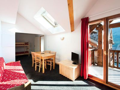 Photo for Les Hauts de Valmeinier **** - 3 Rooms 4/6 People