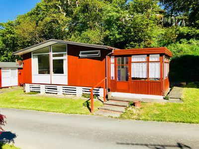 Photo for 2 Bed Chalet Happy Valley, Snowdonia National Park - Tywyn / Aberdovey