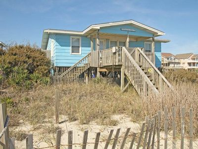 Photo for Cabana Boy: 4 BR / 2 BA home in Oak Island, Sleeps 10