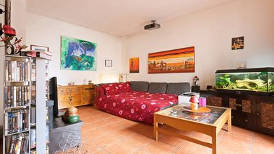 Photo for Large private room in an elegant apartment near the Colosseum